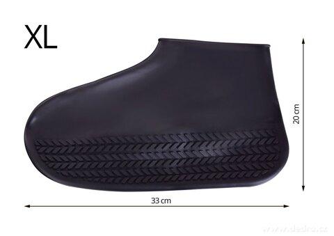 DA27824-Nepremokavé pružné silikónové návleky NEPOHODKY