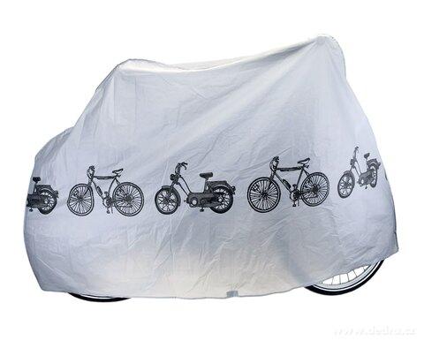 DA27871-Ochranná plachta / poťah na bicykel, moped alebo skúter