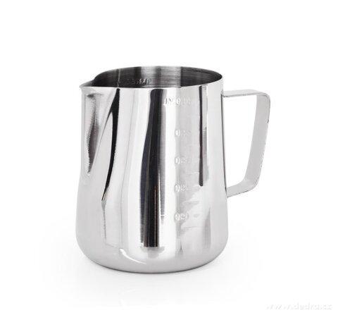 DA27921-550 ml nerezová kanvička na mlieko s odmerkou