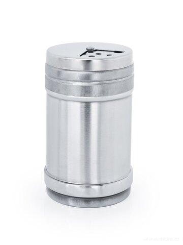 DA27971-290 ml nerezová korenička / cukornička s možnosťou nastavenia dávkovania