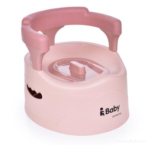 DA23514-BABY TRÓN, nočník pre deti s operadlom