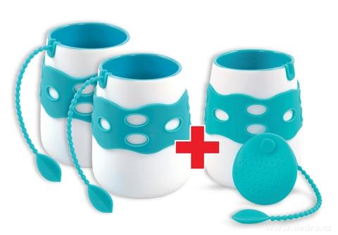 DA79994S-Sada 2 + 1 ZADARMO hrnček so sitkom na čaj