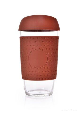 FC29021-500 ml sklenený hrnček KELIMERO® GoEco®