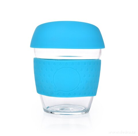 FC29013-300 ml sklenený hrnček KELIMERO® GoEco®