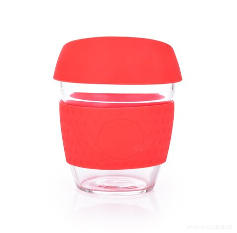 FC29012-300 ml sklenený hrnček KELIMERO® GoEco®
