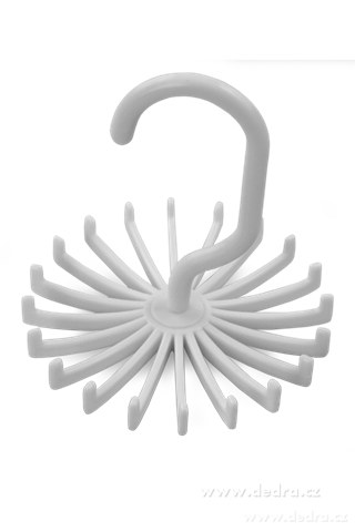 DA6032-Kravatovník prehľadné zavesenie kravát