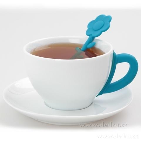 DA6145-Sitko na sypané čaje tyrkysové