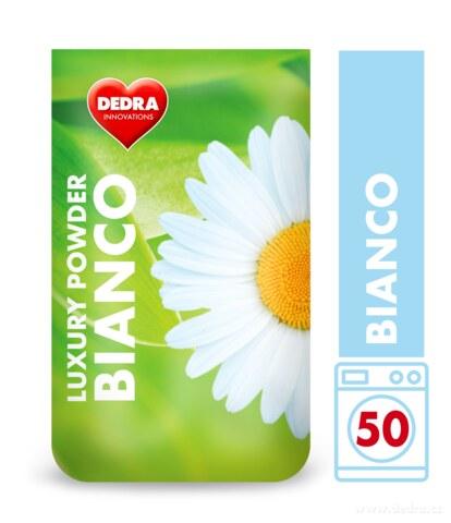 TB0295-BIANCO prací prášok na biele a svetlé prádlo koncentrovaný, v obale GREENPACK