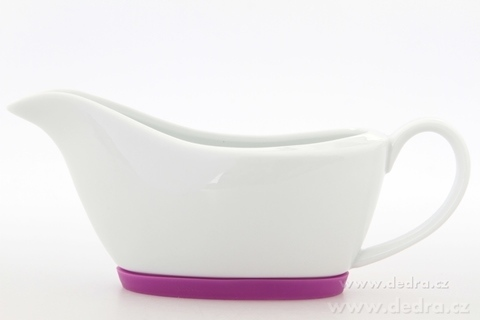 DA6201-Porcelánový omáčnik 400 ml