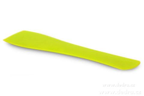 DA6236-3v1 Spatule silikónová vareška a stierka s kovovou výstužou