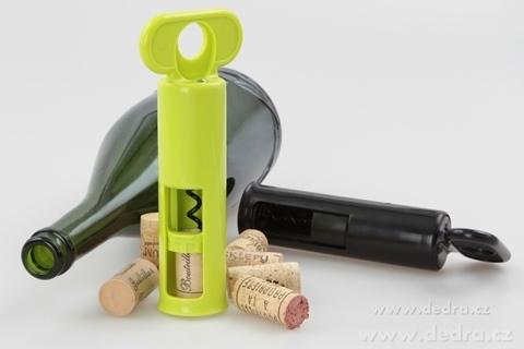 DA6450-KORKOOTVÍRÁK pohodlný otvárač na zátky od vína