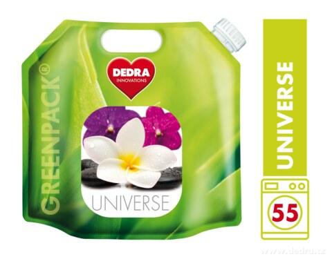 TU03691-UNIVERSE gél na pranie bieleho i farebného prádla, v obale GREENPACK