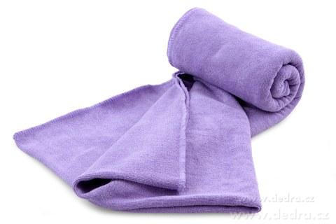 FC68022-XXL ultrasavá podložka / uterák fialová