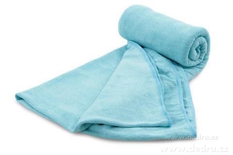 FC68023-XXL ultrasavá podložka / uterák tyrkysová
