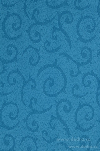 DA70567-Obrus na stôl 140 x 180 cm nebesky modrý