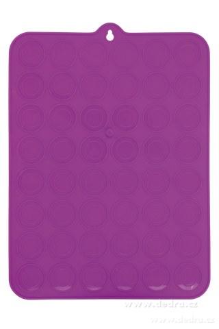 DA7107-Podložka na detské piškóty makrónky a laskonky