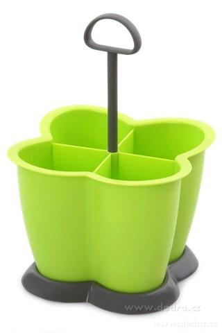 DA71841-PRÍBORNÍK jasne zelený
