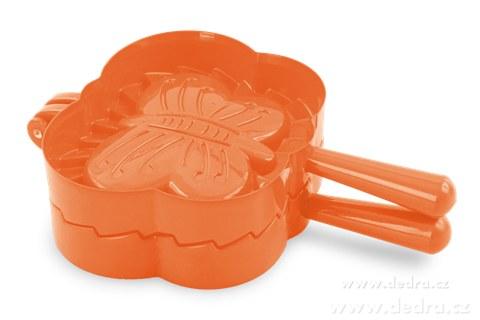 DA71603-Forma taštičkátor- pirohátor, motýlik oranžová
