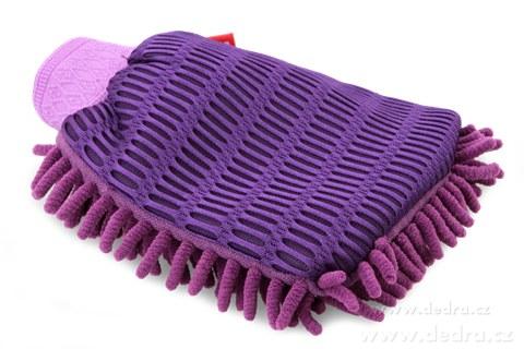DA72531-Univerzálna čistiaca rukavica SASANKA fialová