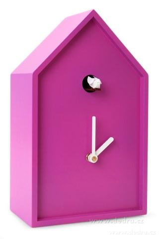 DA73431-Kukučkové hodiny fialové