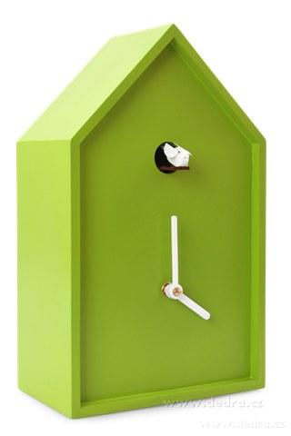 DA73432-Kukučkové hodiny jasne zelené