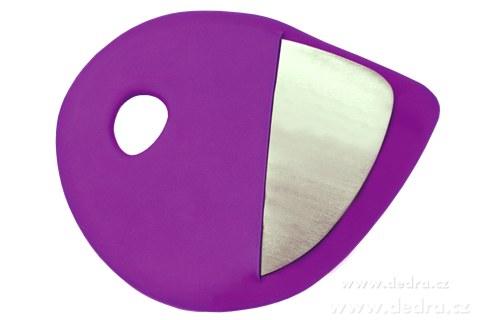 DA7156-Silikónová stierka fialová