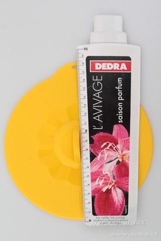 DA74984-FCUCPOKLICE 17,5 cm silikónová pokrievka žĺtková