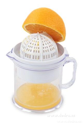 DA7556-2v1 citrusátor & džusátor