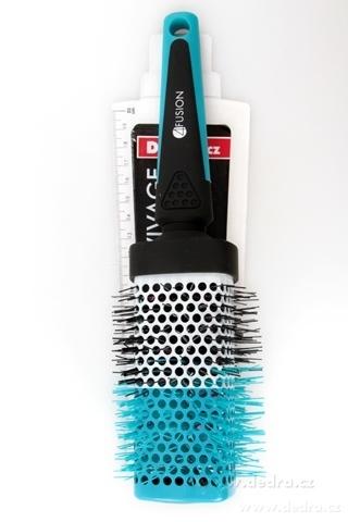 FC76881-Profesionálny keramický kefa na vlasy, průměr7,5cm ceramic & ionic