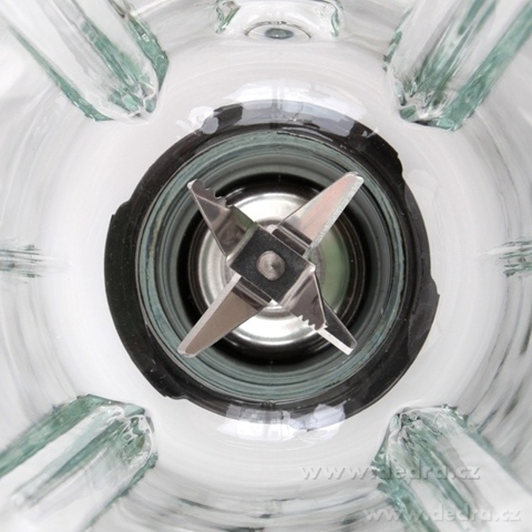 EL78172-Mixér so sklenenou nádobou a 6-tich nožmi príslušenstvo k