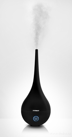 EL78102-XXL sonický AROMADIFUSÉR matný čierny