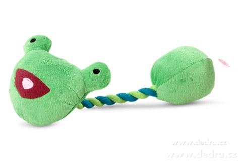 DA78491-Hryzadlá / hádzadlá žabiak hračka pre domáceho maznáčika