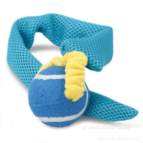 DA78502-Hádzadlá - aportovacie hračka 2v1 modrá