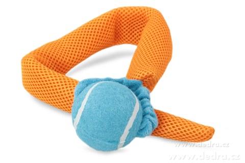 DA78503-Hádzadlá - aportovacie hračka 2v1 oranžová