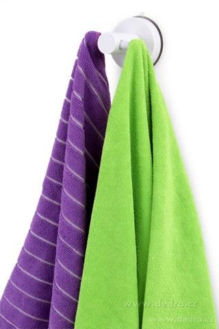 DA7853-Dvojitý háčik na oblečenie, uteráky SYSTEM60
