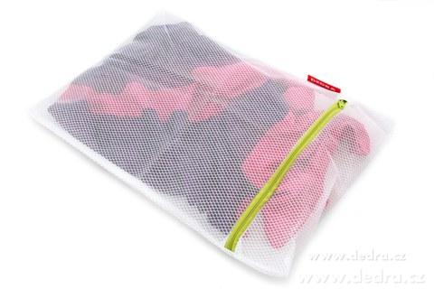 DA7981-Vrecko na pranie jemnej bielizne so zipsom 35 x 50 cm