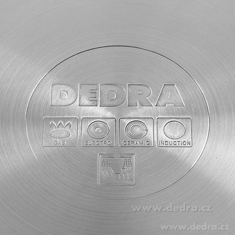 DA83823-DEDRALUXOR hrniec s pokrievkou 2000 ml