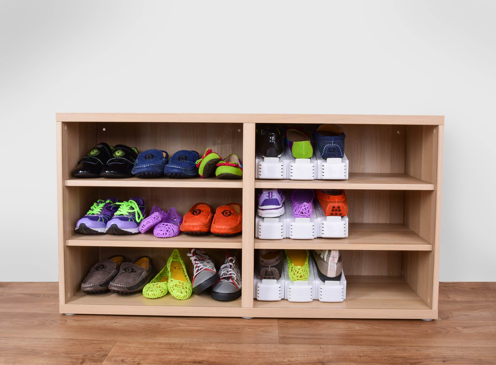 Zavěsit obchod s obuví