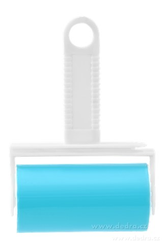 DA21942-Umývateľný chlupolapač modrý odstraňovač nečistôt