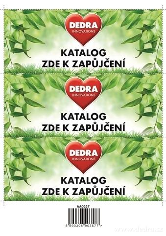 AA0357-ČR Samolepky katalóg tu na zapožičanie