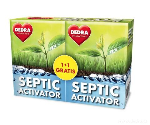 CP0273-Septic bioaktívne aktivátor septikov 2 x 12 tabliet
