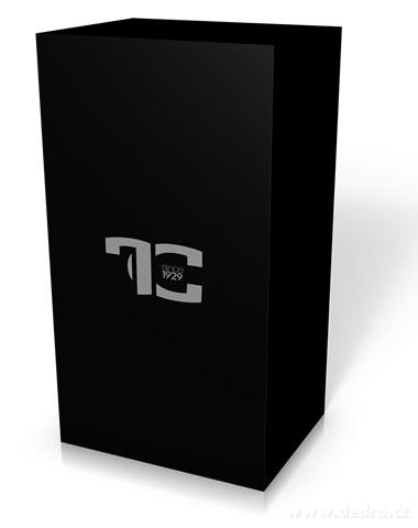 DA0284-FC darčeková vysoká krabica 285 x 155 x 120 mm s vnútorným potlačou