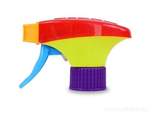 AA0529-Napeňovacia rozprašovač multicolor