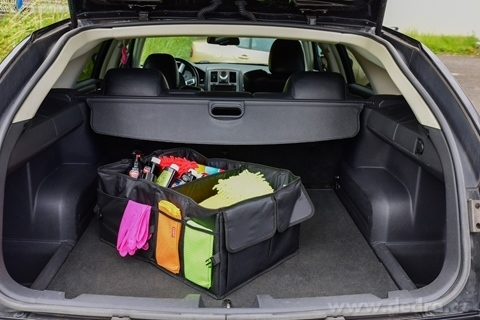 DA1192-Pořádkumilovník do kufra auta 60cm x 40cm x 26cm
