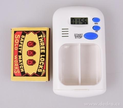 DA1206-Lekárnik s alarmom na lieky 5 cm x 8 cm