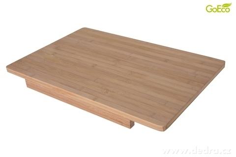 DA1464-Veľký bambusový vial GoEco 60x40 cm