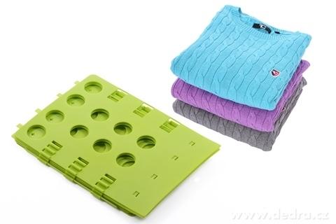 DA2554-Textile-skladacích skladá tričká, košele svetre, obrusy, ...